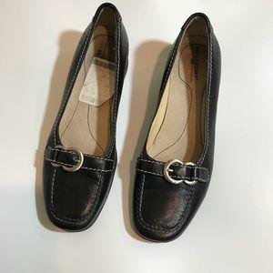 Rockport Black Size 6M Slip On Loafer Comfort Shoe